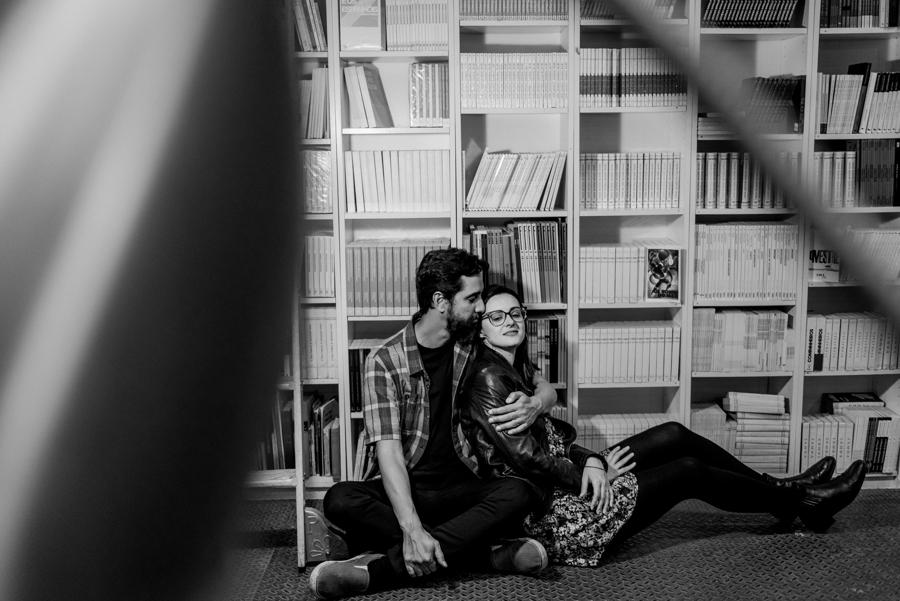 sesja narzeczenska, lifestyle'owa sesja dla par, sesja narzeczeńska w mieście, miłość,