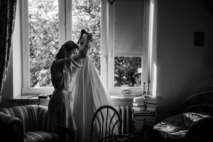 suknia panny młodej, przygotowania do ślubu, klasyczny ślub