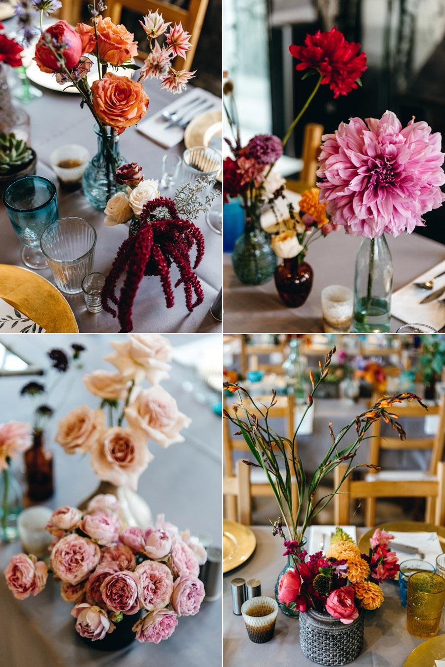 mybigday dekoracje, florystyka, kwiaty na wesele, boho klimat, stodoła wszystkich świętych