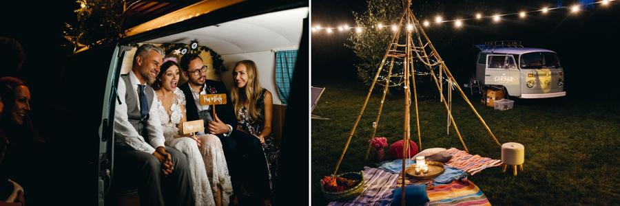 strefa chillout, fotobudka w busie, tipi namiot, pufy, fotobudka w ogórku, fotobus