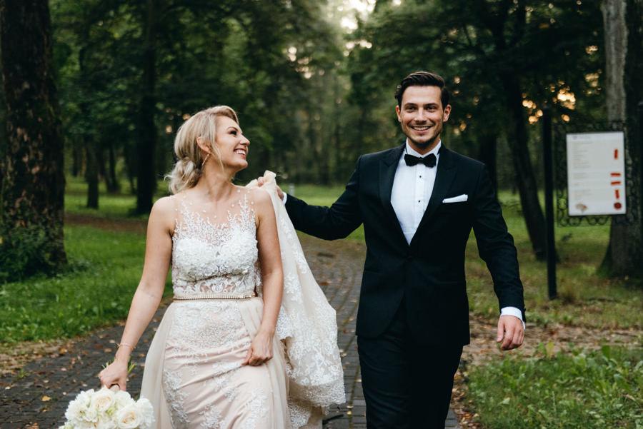eleganckie wesele w pałacu goetza