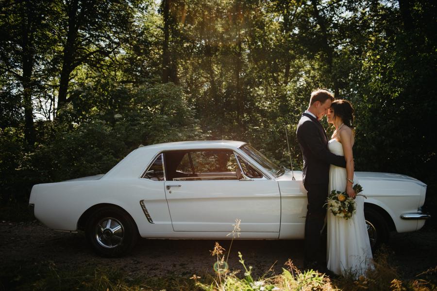 ford mustang, auta do ślubu, samochód do ślubu, stylowe auto