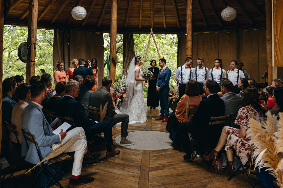 ślub w jurcie, ceremonia ślubna w jurcie, toskańskie wesele, ślub we włoszech