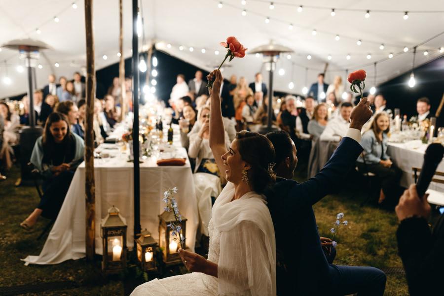 wesele pod namiotem, wesel w toskanii, rustykalne wesele, detale ślubne, zabawy weselne, test zgodności