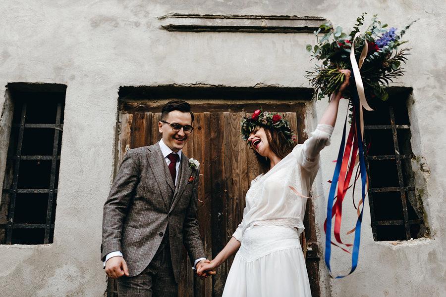 stara kruszarnia, złoty jar, złoty stok, ślub plenerowy