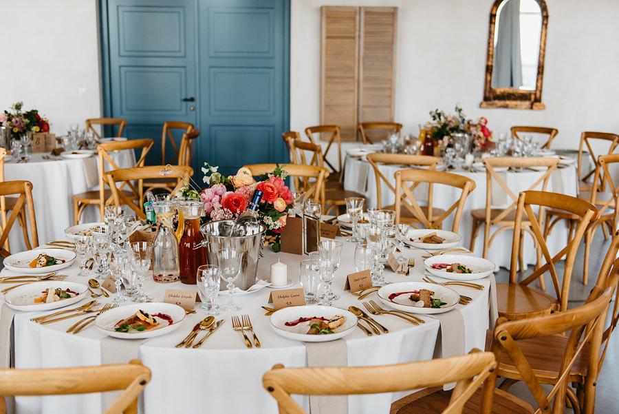 villa love, klimat toskanii, piękna sala na wesele