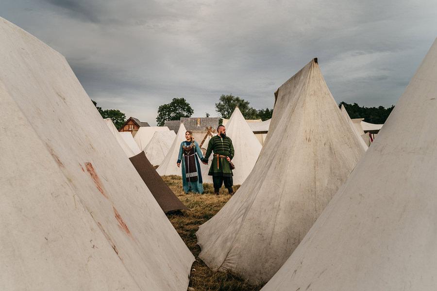 sesja w osadzie wikingów