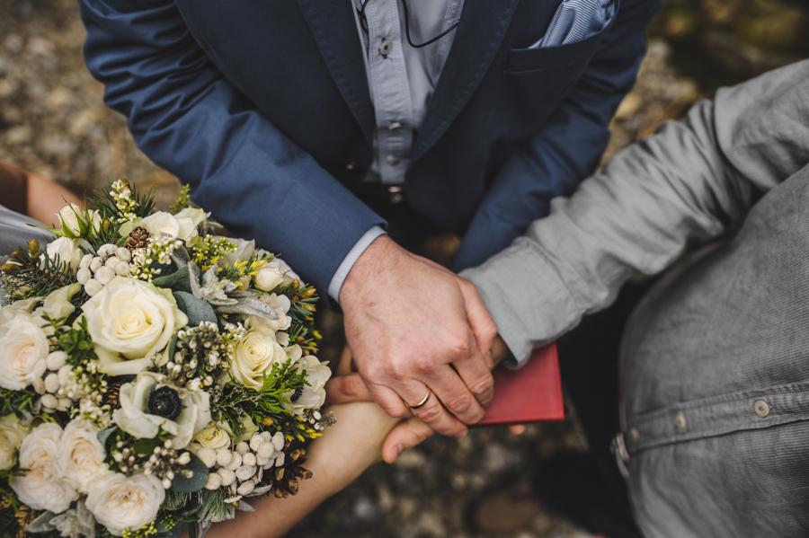 Elopement w Polsce, ślub w górach, ślub nad morskim okiem