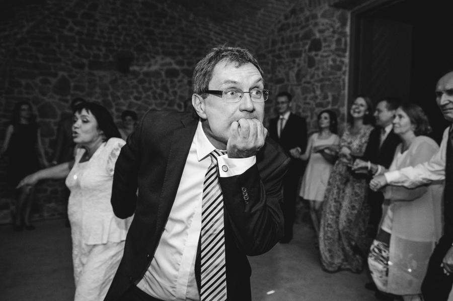 tata zeby goscie okulary taniec