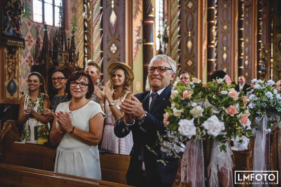 brawa rodzice goscie ceremonia