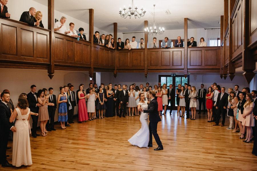 pierwszy taniec sala weselna