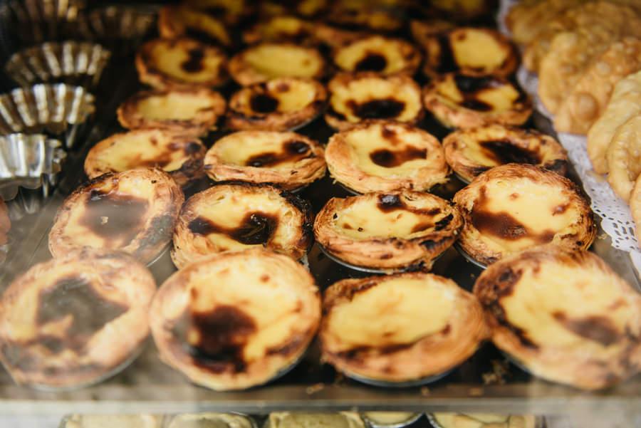 ciasteczka portugalia piekarnia