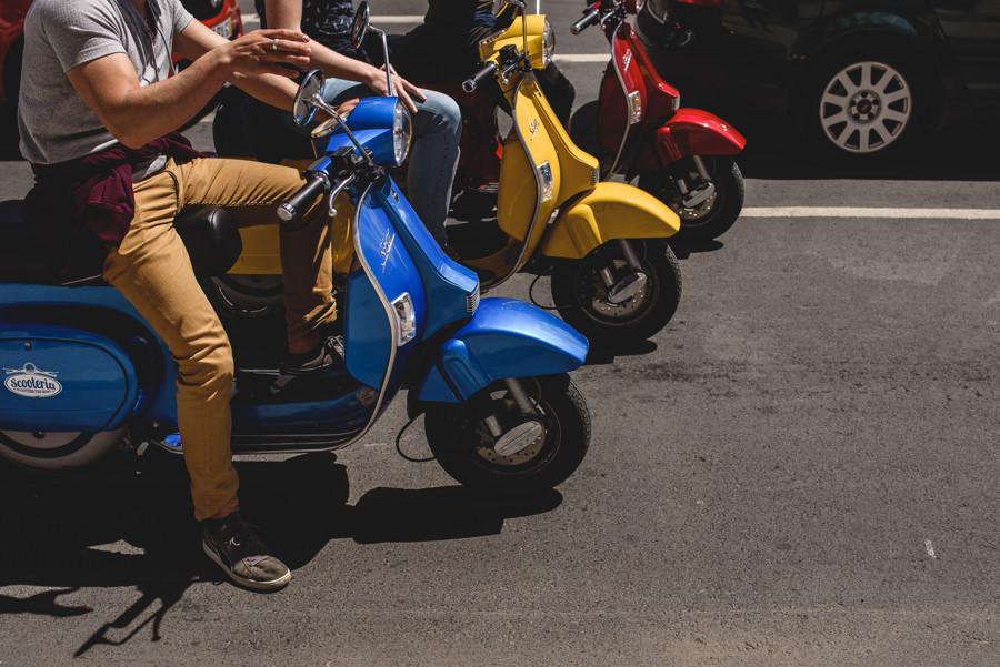 motor skutery kolory lizbona