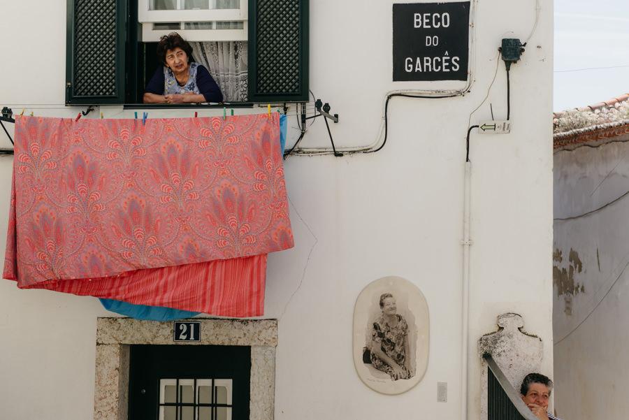 goscie lizbona pranie kobiety