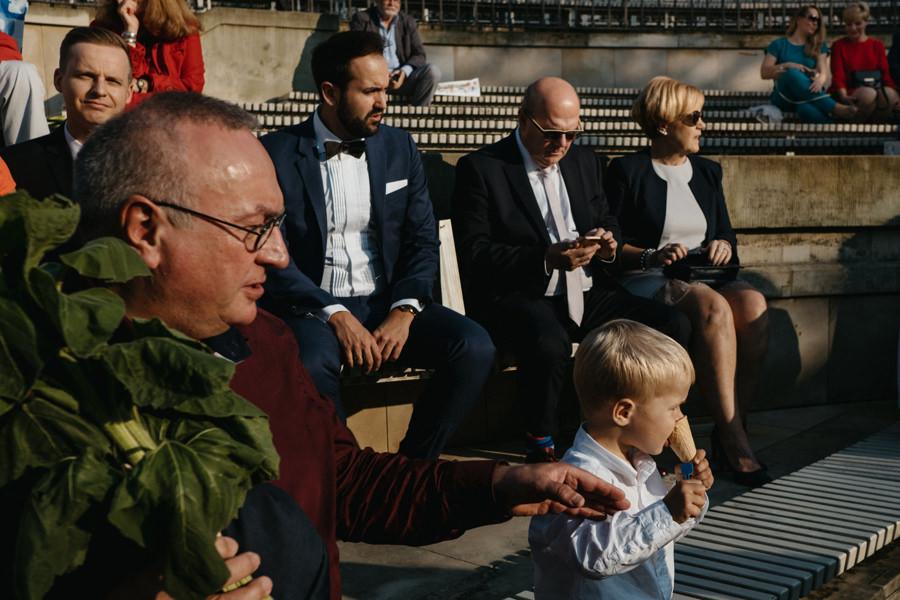 Ślub plenerowy w Warszawie