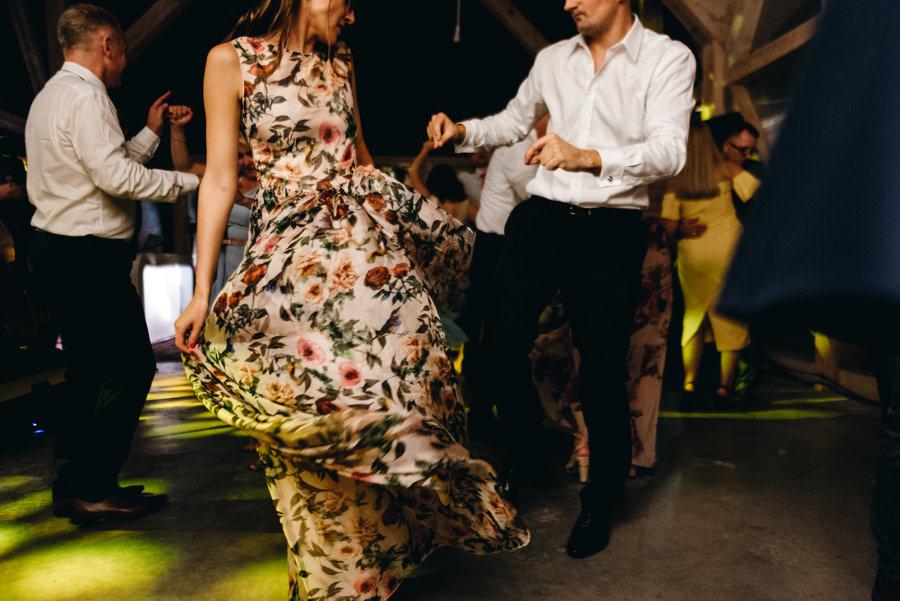 stodoła wszystkich świętych wesele, tańce hulańce, impreza