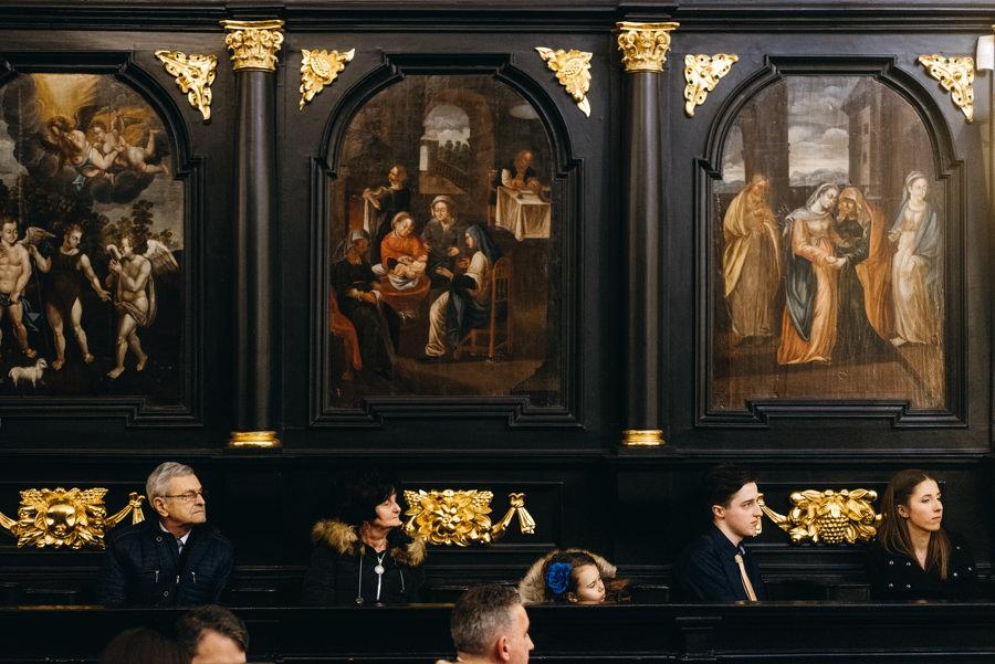 obrazy w kościele św. Mikołaja w Bochnii