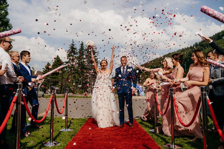 hotel alpin szczyrk przywitanie gośći