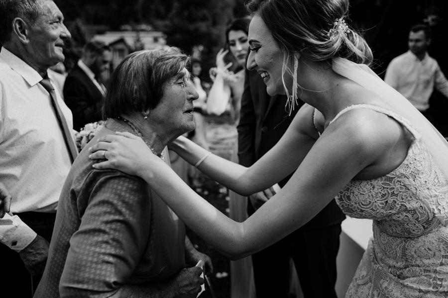 życzenia babci na ślubie