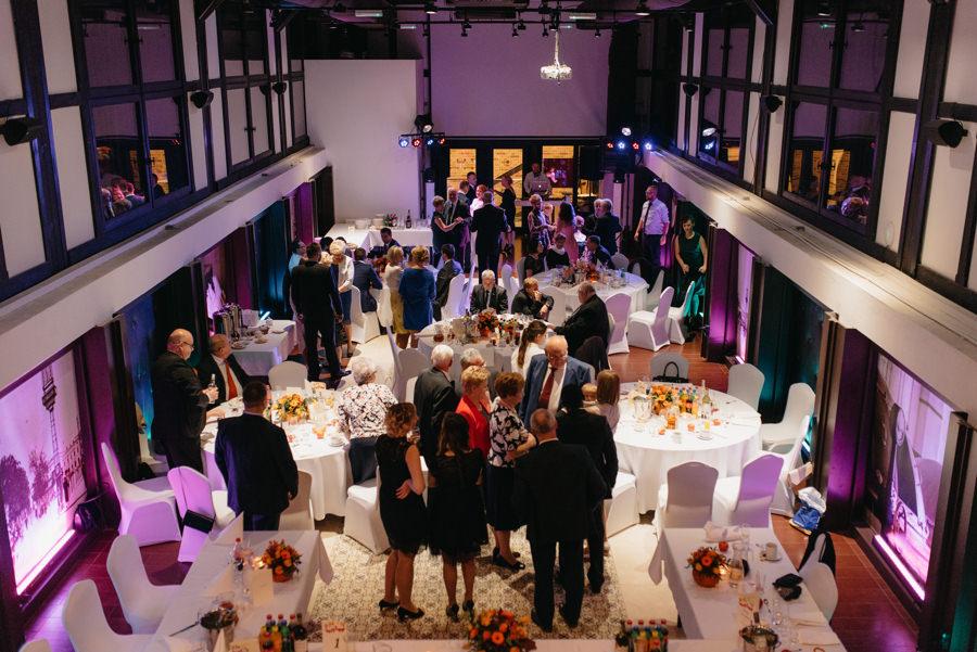 przyjęcie ślubne, wesele, goście weselni