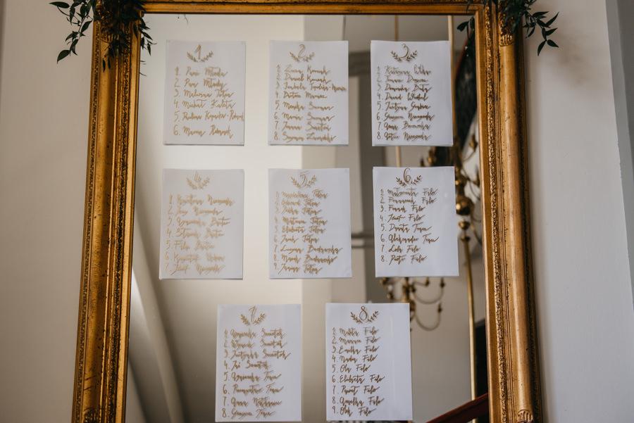 pałac w paszkówce, klasyczne wesele, eleganckie wesele w małopolsce