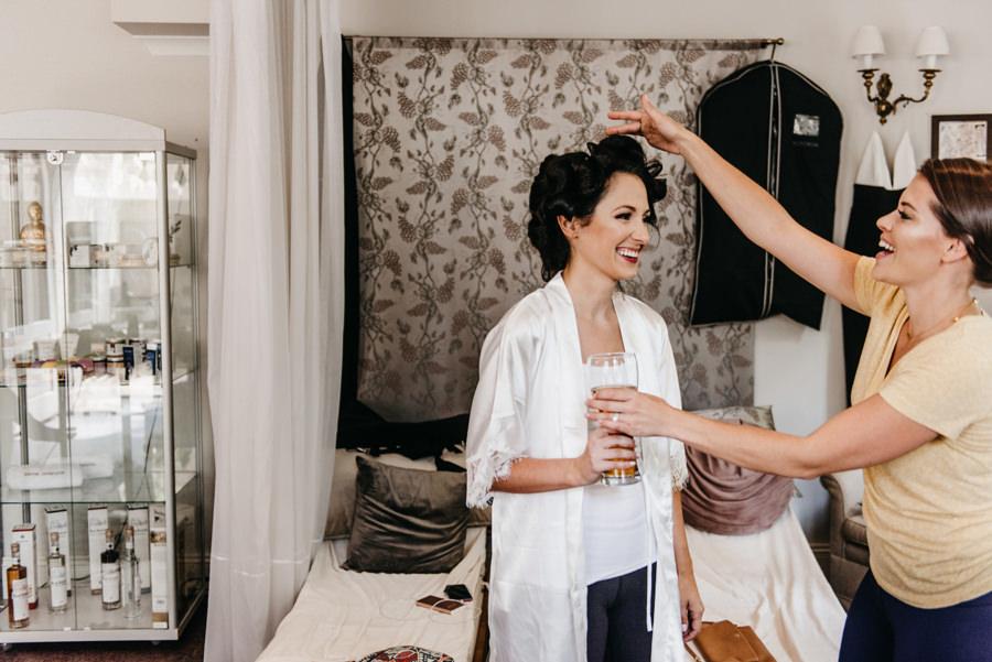 fryzura ślubna, przygotowania do ślubu, dwór sieraków