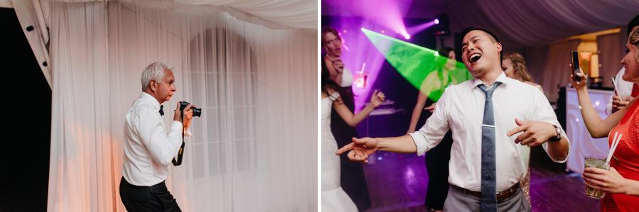 wesele w namiocie, impreza z DJ, wesele międzynarodowe, dwór sieraków