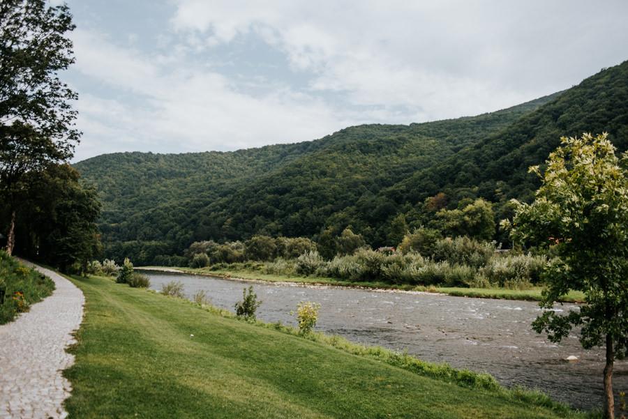 rzeka poprad, rytro, reportaż ślubny