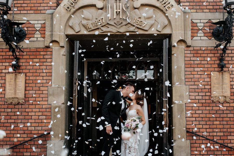 kościół nowy sącz, ślub w nowym sączu, fotograf ślubny nowy sącz