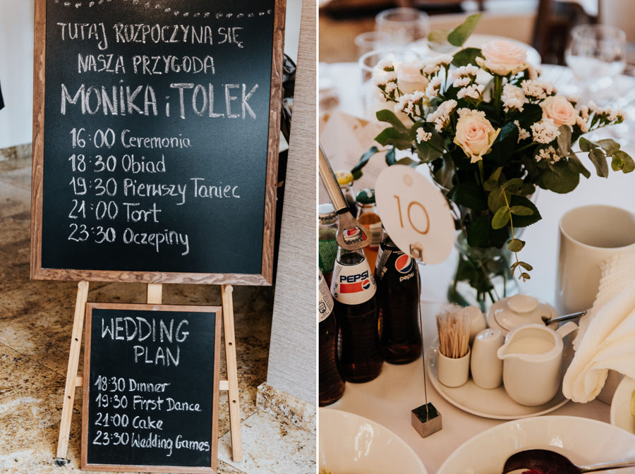 willa poprad wesele, dekoracje ślubne, detale ślubne, fotograf ślubny Nowy Sącz