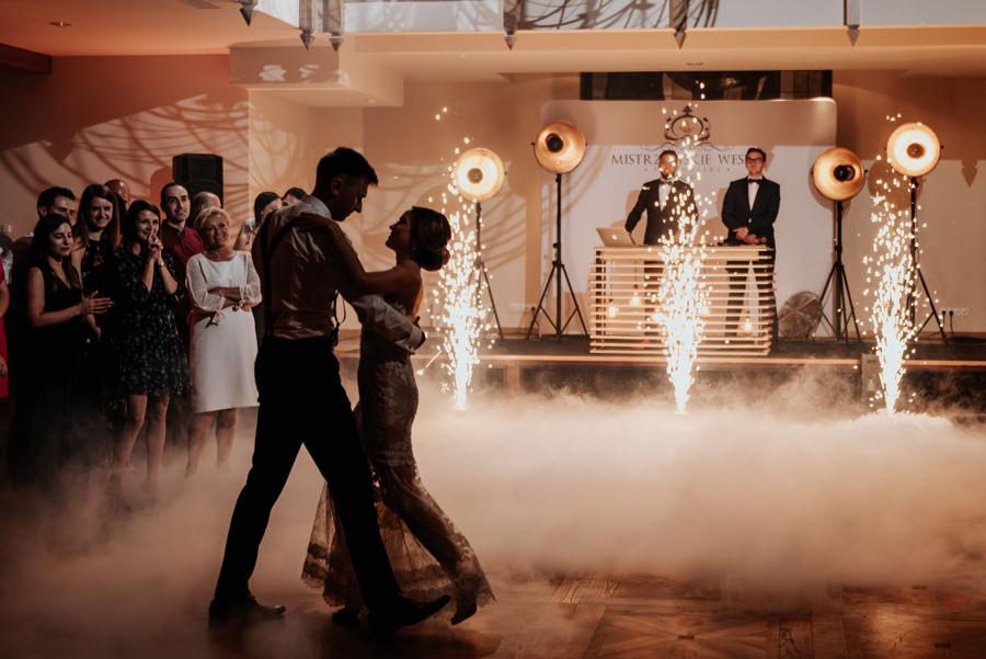 willa poprad wesele, pierwszy taniec, parkiet płonie,