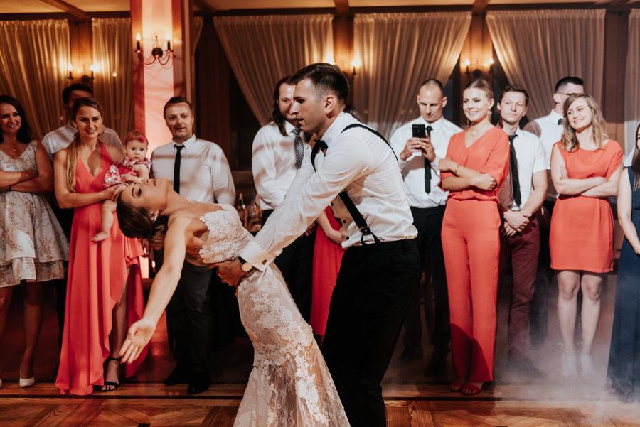 wesele w Willa Poprad, reportaż ślubny