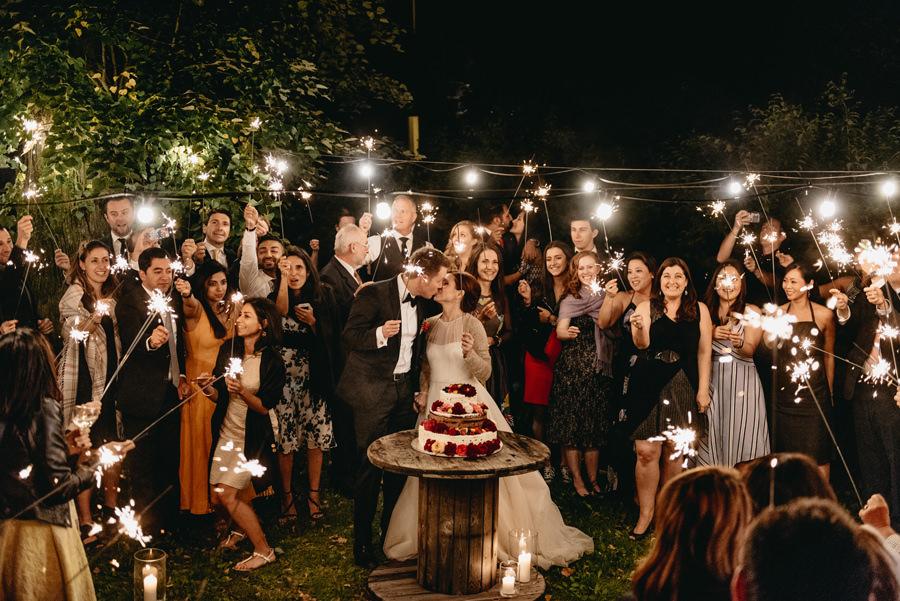dolina cedronu, ślub rustykalny, ślub międzynarodowy, para młoda